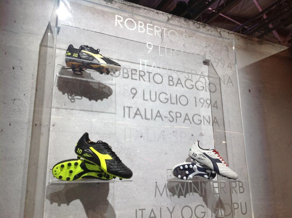 Scarpe Baggio