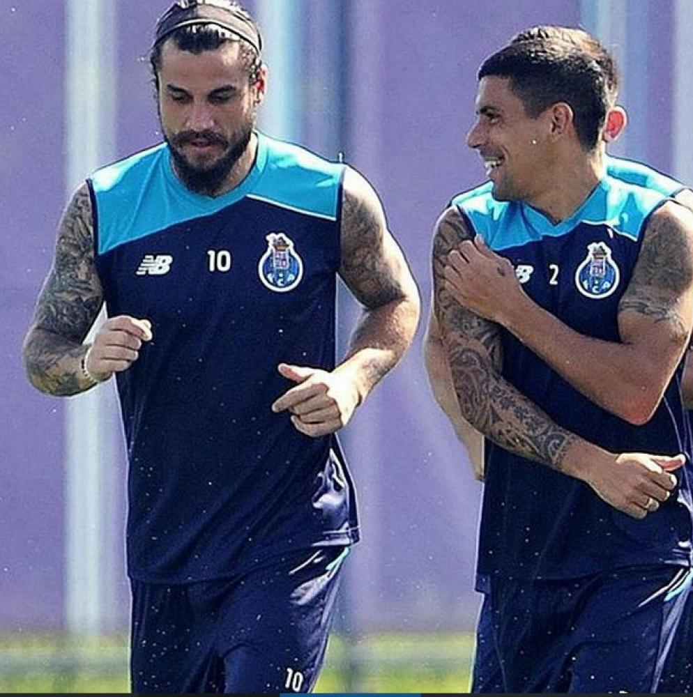 Osvaldo nel Porto